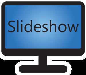 Slideshow logo